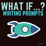 What if...? Creative Writing Journal Prompts PowerPoint