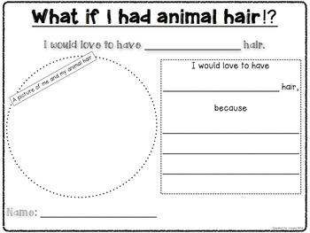 What if I had animal hair?