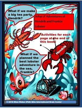 What if I were a Lobster? Multiple Intelligence Reader Responses