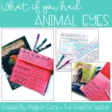 What if You Had Animal Eyes-Reading Resource