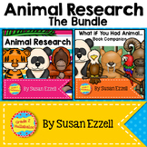 What If You Had Animal Teeth & Animal Research BUNDLE