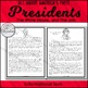 President Day George Washington, Abraham Lincoln, and The White House