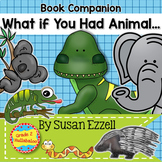 What if You Had Animal Teeth and MORE... Book Companion UPDATED!
