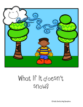 What if it Doesn't Snow?