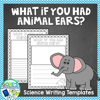 What if you had Animal Ears? Writing Templates