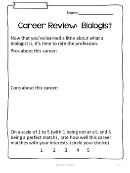 What is A Biologist?  Science Careers