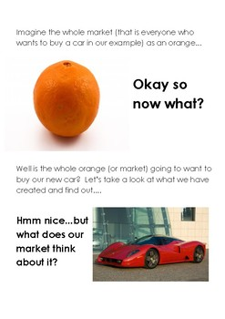What is Analysing the Market all About?