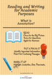 What is Annotation? - Handout