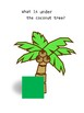 What is Around the Coconut Tree-Chicka Chicka companion activity