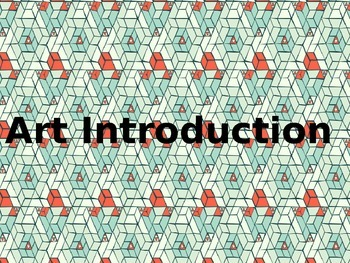 What is Art? Art Introduction