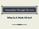 What is Art?  Defining art through form, content, and participation