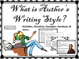 What is Author's Style?
