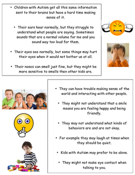 What is Autism? For Kids