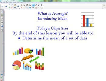 What is Average? Lesson 2- Introducing mean