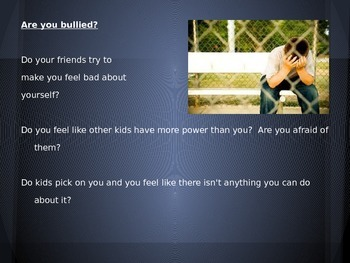 What is BULLYING? Powerpoint