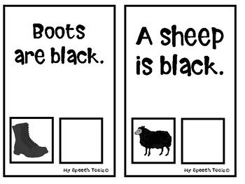 """What is Black?"" An Adapted Interactive Book for Emergent Readers"