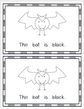 What is Black? Emergent Reader