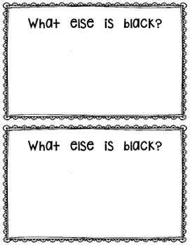 What is Black?  reader