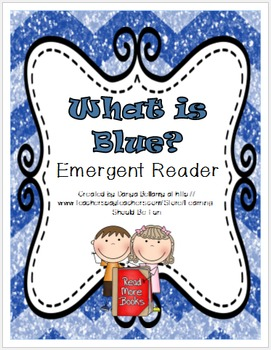 What is Blue? Emergent Reader