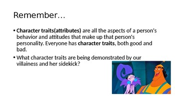 What is Character Analysis?