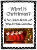 What is Christmas and Hanukkah Two essays for compare and contrasting.