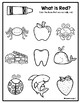 What is... Color Worksheets