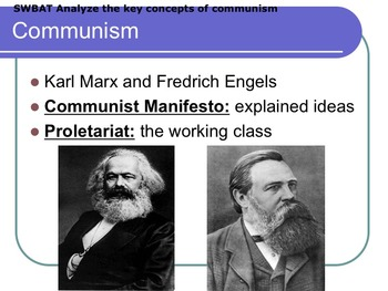 What is Communism Lesson, Primary Source - Close Read