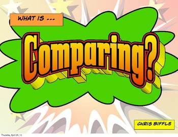 What is Comparing?