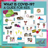 What is Covid-19? A Guide for Kids. - Full Color - Distanc