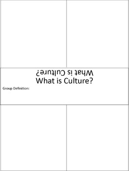 What is Culture?