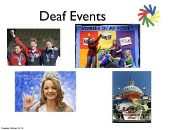What is Deaf Studies? with ASL support