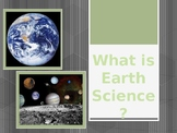 What is Earth Science?