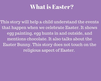 What is Easter? Non religious