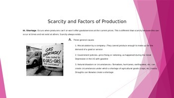 What is Economics? Introductory Powerpoint