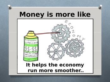 Economy - Resources