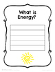 What is Energy Define and Draw Activities