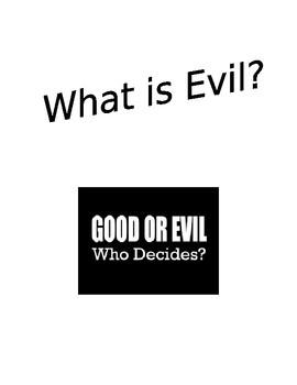 What is Evil Unit Part 1