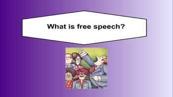 What is Free Speech?