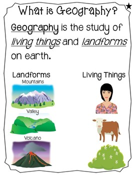 What is Geography? Mini Bundle