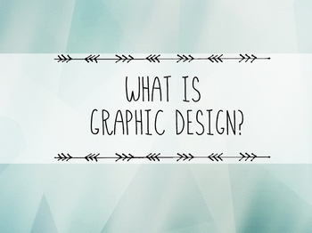 What is Graphic Design?  Graphic Design Tips and Tricks