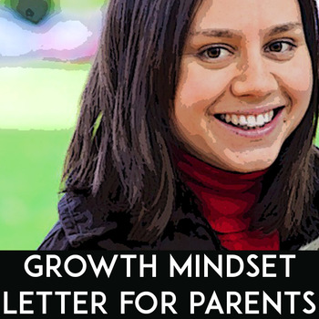Growth Mindset Letter for Parents | What is Growth Mindset?