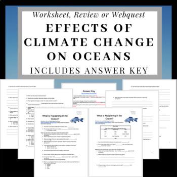 What is Happening in the Ocean?