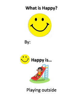 What is Happy? Learning Emotions Emergent Reader