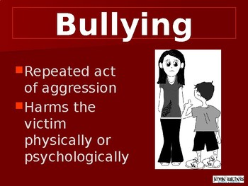 What is Harassment (Bullying) PowerPoint