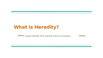 Heredity Powerpoint