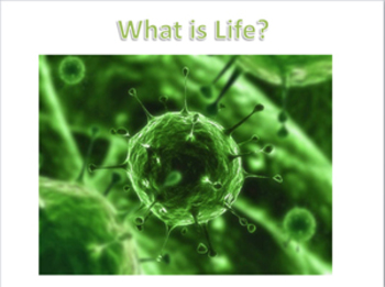 What is Life?  An Introduction