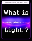 What is Light? - Science Lesson and Notebooking Pages