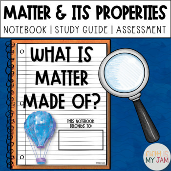5th Grade NGSS // What is Matter Made Of?