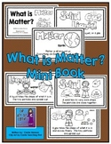 What is Matter? Mini Book (States of Matter/Water Cycle)