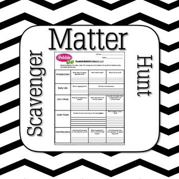 Science: Matter